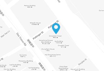Map HK